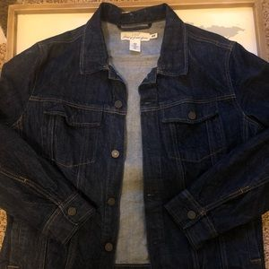 LOGG label of graded goods /H&M jean jacket